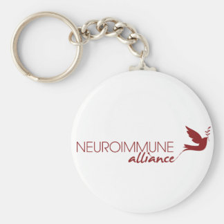 NeuroImmune Alliance - Key Ring