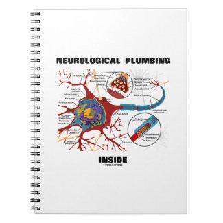 Neurological Plumbing Inside (Neuron / Synapse) Notebook