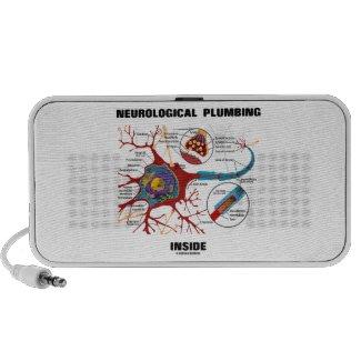Neurological Plumbing Inside (Neuron / Synapse) iPhone Speaker