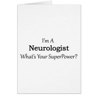 Neurologist Card