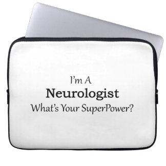 Neurologist Computer Sleeve