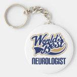Neurologist Gift Keychains