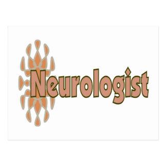 Neurologist Gifts Postcard