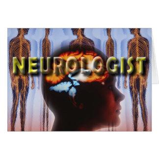 NEUROLOGIST NEUROLOGY CARD