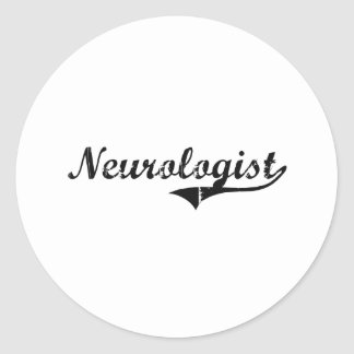 Neurologist Professional Job Sticker