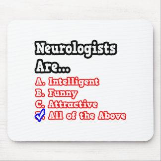 Neurologist Quiz...Joke Mouse Pad