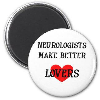 Neurologists Make Better Lovers Magnet