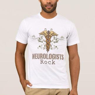 Neurologists Rock Fitted T-shirt
