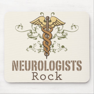 Neurologists Rock Mousepad