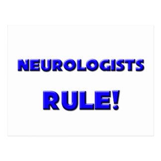 Neurologists Rule! Post Card