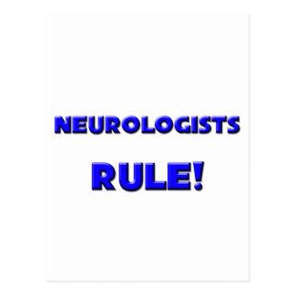 Neurologists Rule! Post Cards