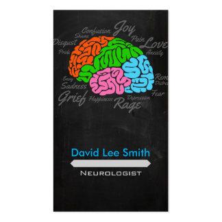 Neurólogo Tarjetas De Visita