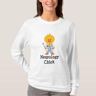 Neurology Chick Hoodie
