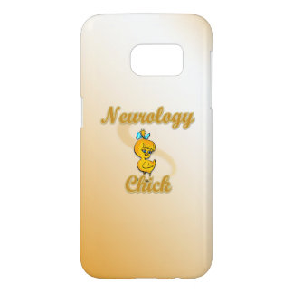 Neurology Chick Samsung Galaxy S7 Case