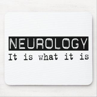Neurology It Is Mouse Pad