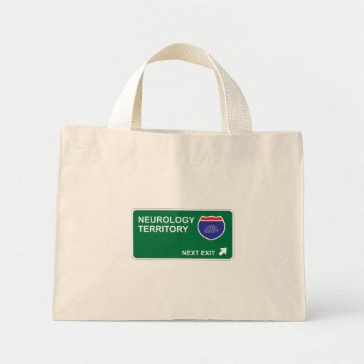 Neurology Next Exit Canvas Bag