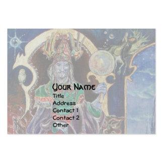 NEUROMANCER BUSINESS CARD TEMPLATE