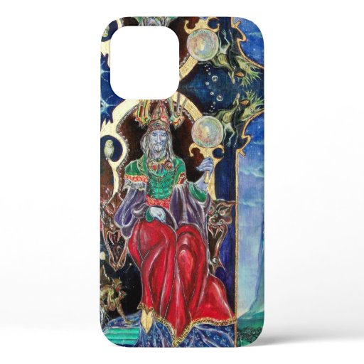 NEUROMANCER Magician King  iPhone 12 Case