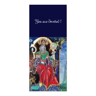 NEUROMANCER , red blue,white Custom Invites