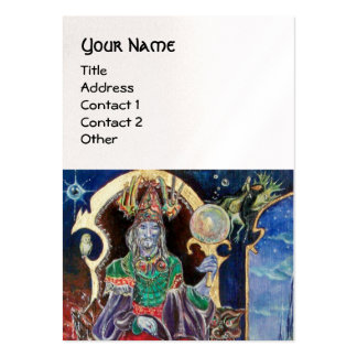 NEUROMANCER white  pearl paper Business Card Template