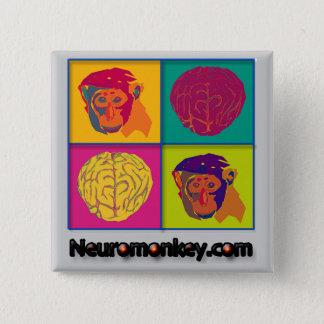 Neuromonkey badge button
