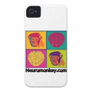 Neuromonkey.com iPhone 4 ID case
