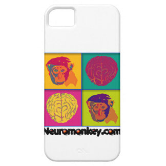 Neuromonkey.com iPhone 5 ID case