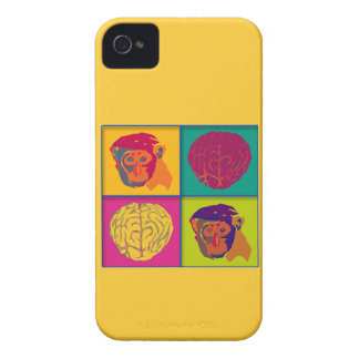 Neuromonkey iPhone 4 ID case