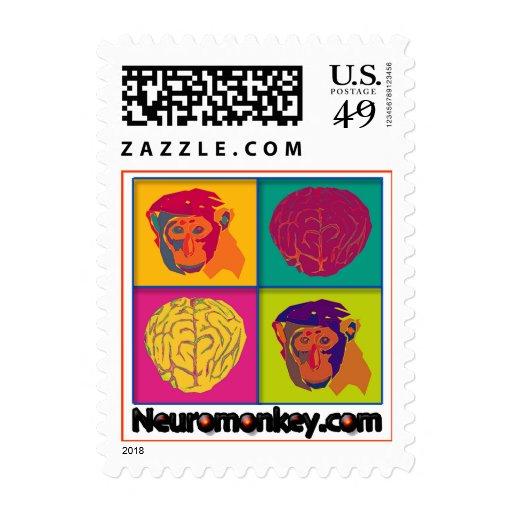Neuromonkey Postage