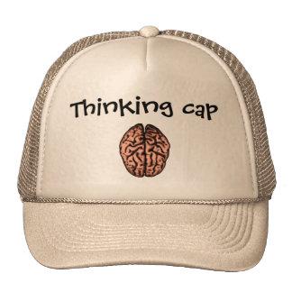 Neuromonkey thinking cap trucker hat