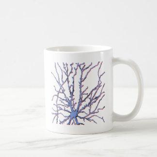 Neuron-Blue/Red Shadow Coffee Mug