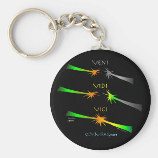 Neuron Connections Keychain