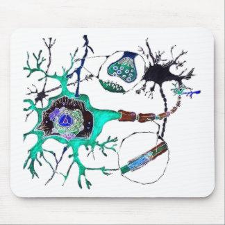 Neuron! Mouse Pad
