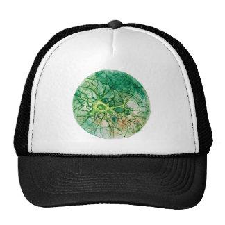 Neuron - Watercolor Green Trucker Hat