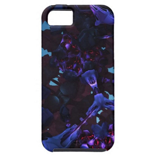Neuronas oscuras iPhone 5 Case-Mate funda