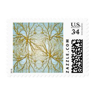 Neuronas Sello Postal