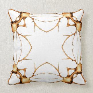 Neurons 2 throw pillow