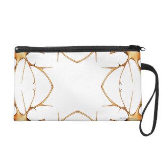 Neurons 2 wristlet purse