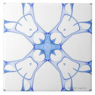 Neurons 3 ceramic tile