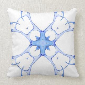 Neurons 3 throw pillows