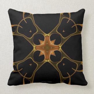 Neurons 4 throw pillow