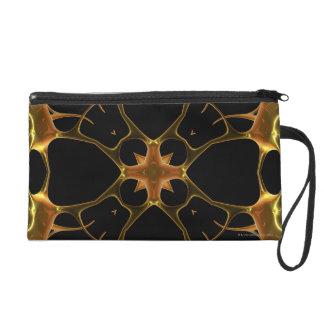Neurons 4 wristlet purse