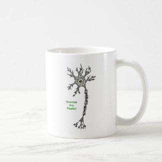 Neurons Are Plastic! Coffee Mug
