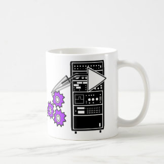 Neurons Fear Me (no text) Coffee Mug