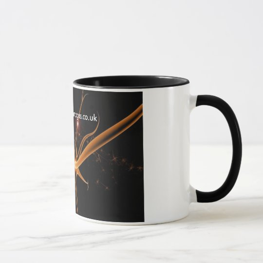 Neurons Firing Mug