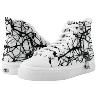 Neurons High-Top Sneakers