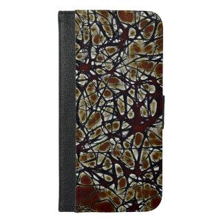 Neurons iPhone 6/6s Plus Wallet Case