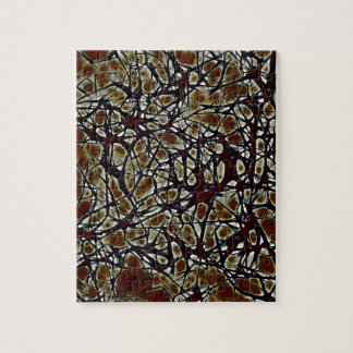Neurons Jigsaw Puzzle