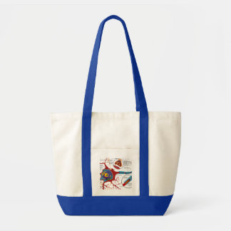 Neurons Nerve Healthy Tote Bag