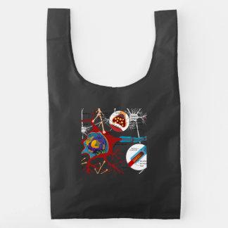 Neurons Nerve Style Reusable Bag
